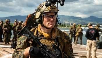 Island hopping is back on the menu: Marine Corps and spec ops units seize Pacific islands