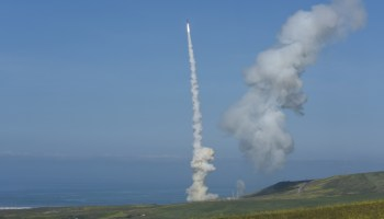 The Pic of the Day: US tests ICBM defense system
