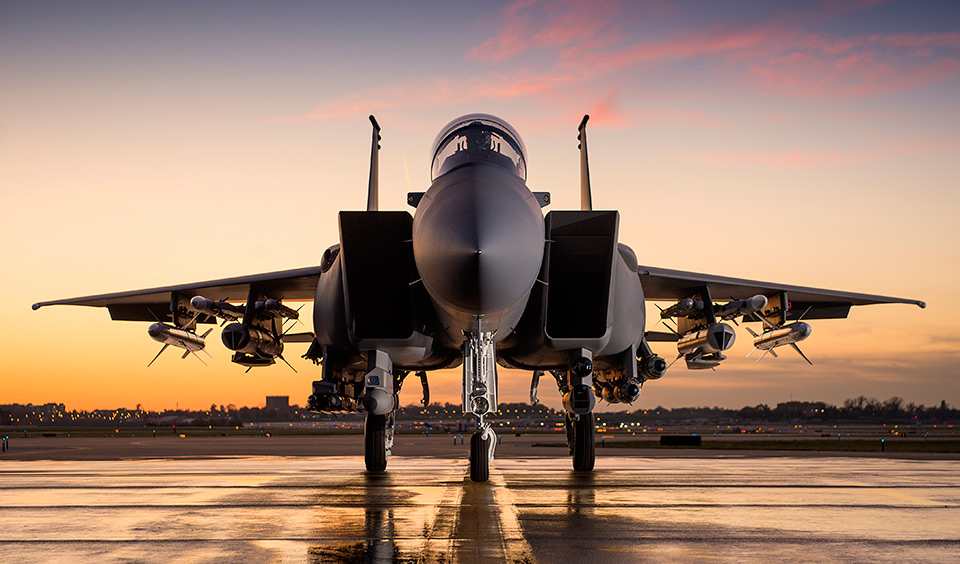 Air Force plans to order fewer F-35s in 2020, is the F-15X to blame?