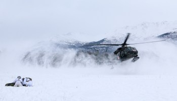 The Pic of the Day: Training for Arctic combat