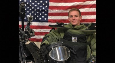 Specialist Joseph P. Collette, 29, of Lancaster, Ohio, died March 22, of wounds sustained when his unit encountered enemy fire while serving in Afghanistan. (Army/Courtesy Photo)