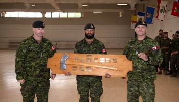 Beards and axes: Canadian Army reactivates elite Assault Pioneers unit