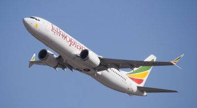Ethiopian Airlines photo sourced from Wikimedia Commons