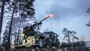 One's weapons is embargo another's gain: How a German arms embargo benefits the US