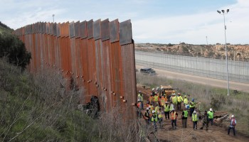 Here is the complete list of military projects the DOD says may get bumped for the border wall