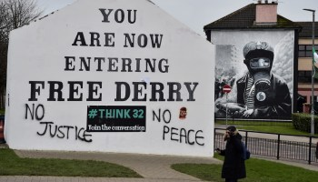 Bloody Sunday controversy: British Army prosecutes paratrooper for murder of civilians