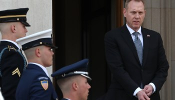 Acting defense secretary under investigation for alleged Boeing bias