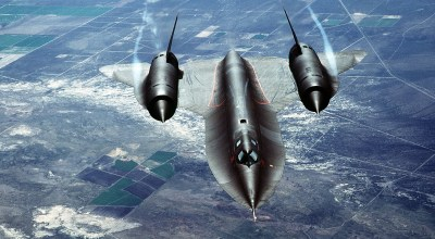 "Major Brian Shul's SR-71 ""speed check"" story is still the stuff of military aviation legends"