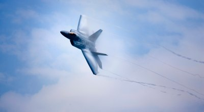 Unlike the F-15, America will likely never see new F-22s