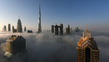 Living in Dubai as an American expat