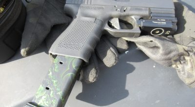 Going hot testing the new 27 round Glock PMAG