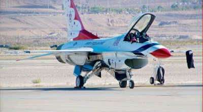 No sh*t, there I was: Delta operator strafed by his country's own F-16 Fighting Falcon
