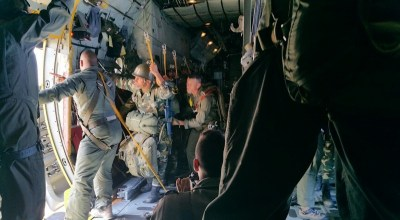 AFRICOM Video Shows The Adventure of Conducting Airborne Operations