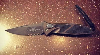 Opinion: A night out with the Microtech SOCOM auto folder