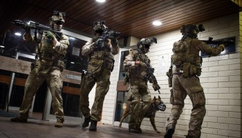 New Zealand terrorist attack: Why didn't the Special Air Service respond?