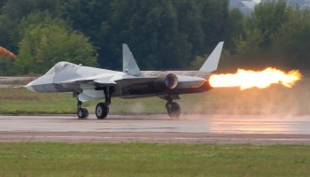 Russia's nuclear-powered cruise missile has the same crucial weakness as its stealth fighter