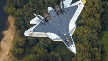Despite 5th-generation failure, Russia touts plans for a '6th-generation' fighter