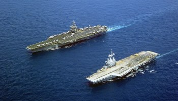 European leaders propose the adoption of a shared EU aircraft carrier