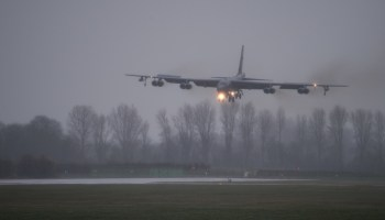 The Pic of the Day: US sends nuclear-capable bombers to Europe