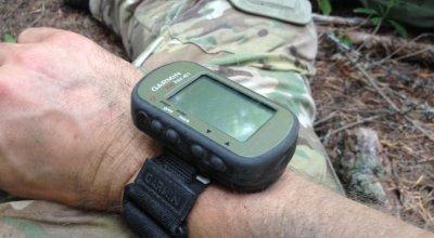 The Garmin Foretrex 401 Wrist Mounted GPS