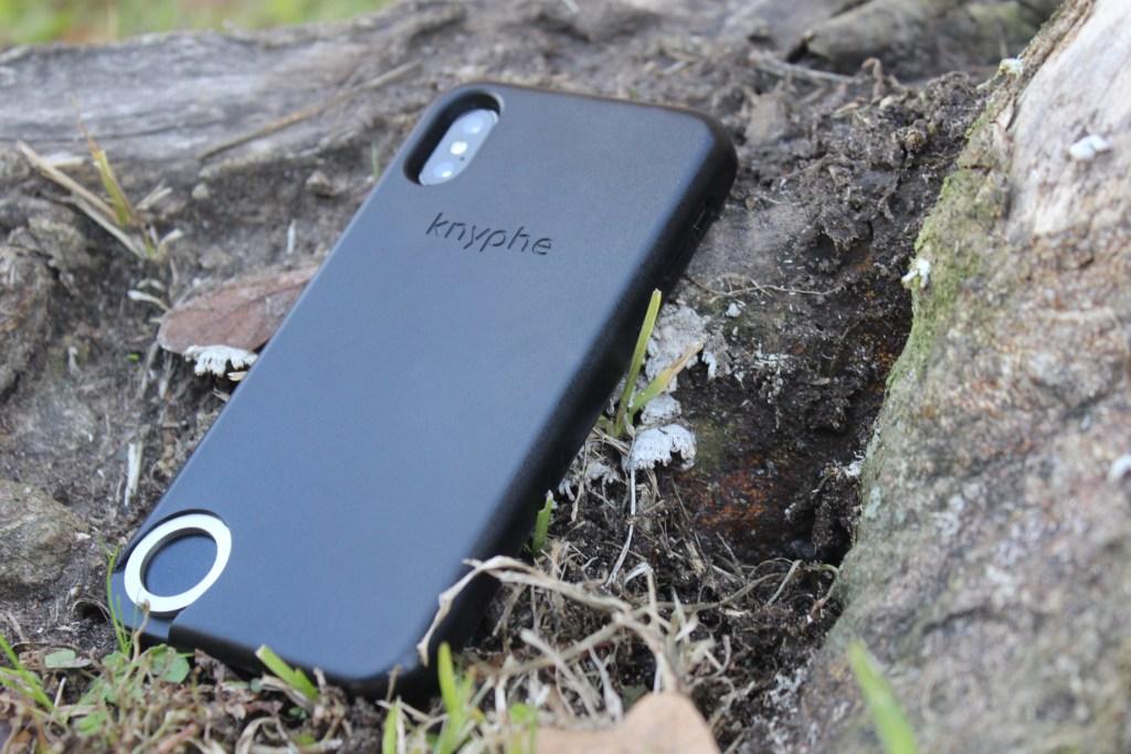 The Knyphe: Phone Case + EDC Knife