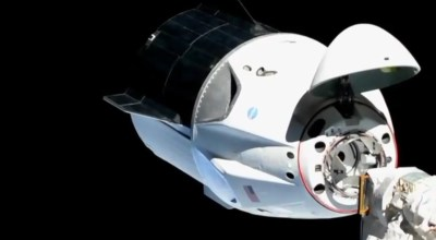 SpaceX nods to the movie 'Alien' in successful launch of Crew Dragon capsule