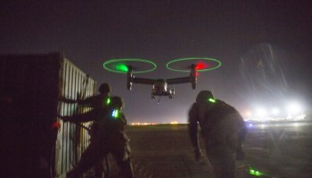 The Pic of the Day: US Marines conduct crisis response and theater security operations
