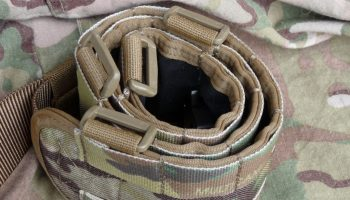 Gadsden Dynamics War Belt: Designed for the prepared civilian