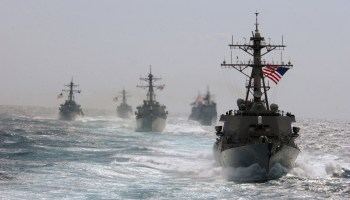 US Navy's new massive expansion plan includes 22 of the most advanced destroyers on the planet