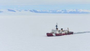 US finally set to receive a new heavy icebreaker as Russia and China extend their lead in the Arctic