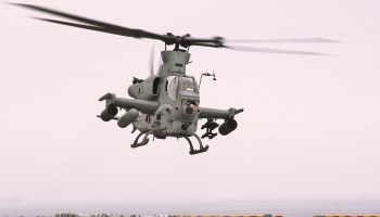 Marine Corps identifies pilots killed in AH-1Z Viper helicopter crash