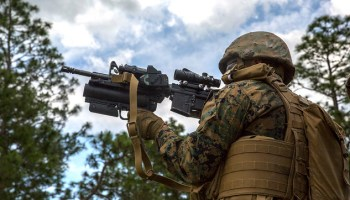 Marines to start receiving new 40mm rifle-mounted grenade launcher
