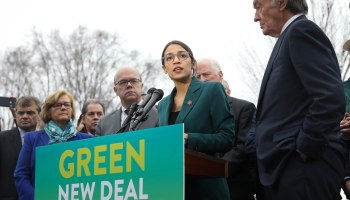 Congresswoman Alexandria Ocasio-Cortez says the VA 'ain't broke, don't fix it'