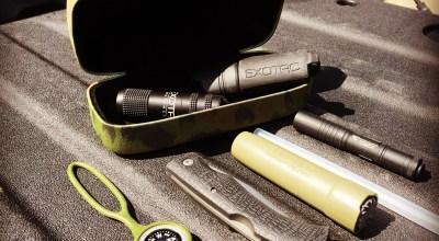 Panthera Silva Eyewear Hardcase survival kit