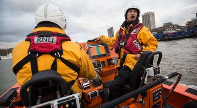 (Photo: Royal National Lifeboat Institution crewmembers/Getty Images)