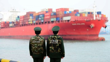 China's new long-range cruise missiles are built to be fired from containers on merchant ships