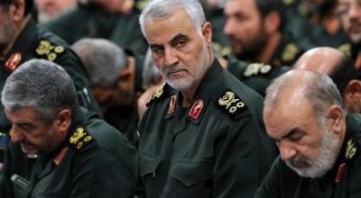 The US to Label Iran Revolutionary Guard a Terrorist Organization