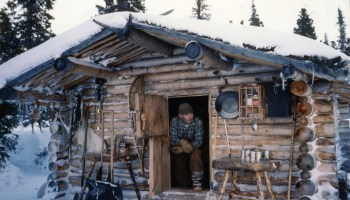 (Op-Ed) Off the grid before it was cool: Dick Proenneke's legacy lives on via YouTube