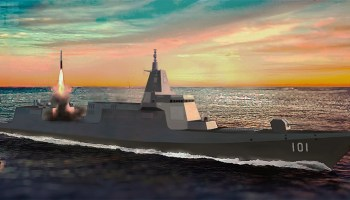 China's new stealth destroyer makes America's look underpowered