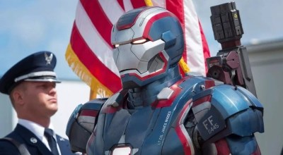 How long will it really be before we see special operators in Iron Man suits?