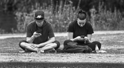 Crate Club: A lesson to all about staring at your cell phone