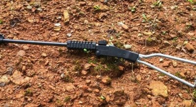 Survival rifle review: Chiappa's lightweight and foldable Little Badger