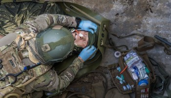 When seconds matter: American and European SOF medics hone their craft