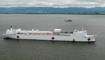 China eyes Colombian waters for illegal fishing as U.S. announces deployment of hospital ship to the region