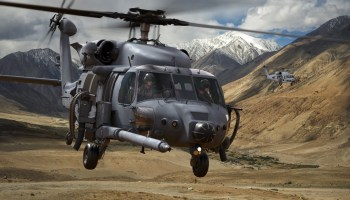 Air commandos will soon receive new combat search and rescue helicopter