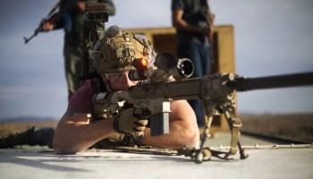 Marine Raider graduates from elite French Commando course