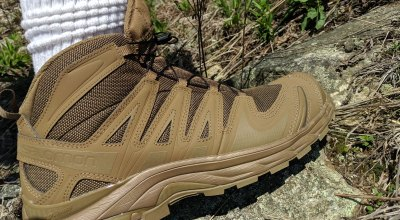Special Op's Gear Review: Salomon XA Forces Mid-Boot