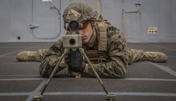 On target, Marine scout snipers prepare for the worst