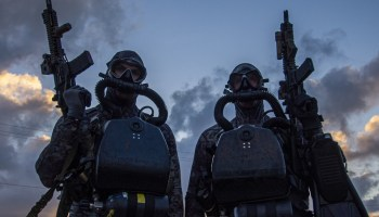 Navy SEALs' search for high-tech wetsuits indicates strategic shift