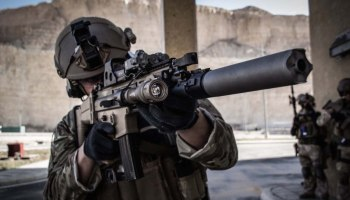 Belgian Commandos in Africa: Secretive and highly effective